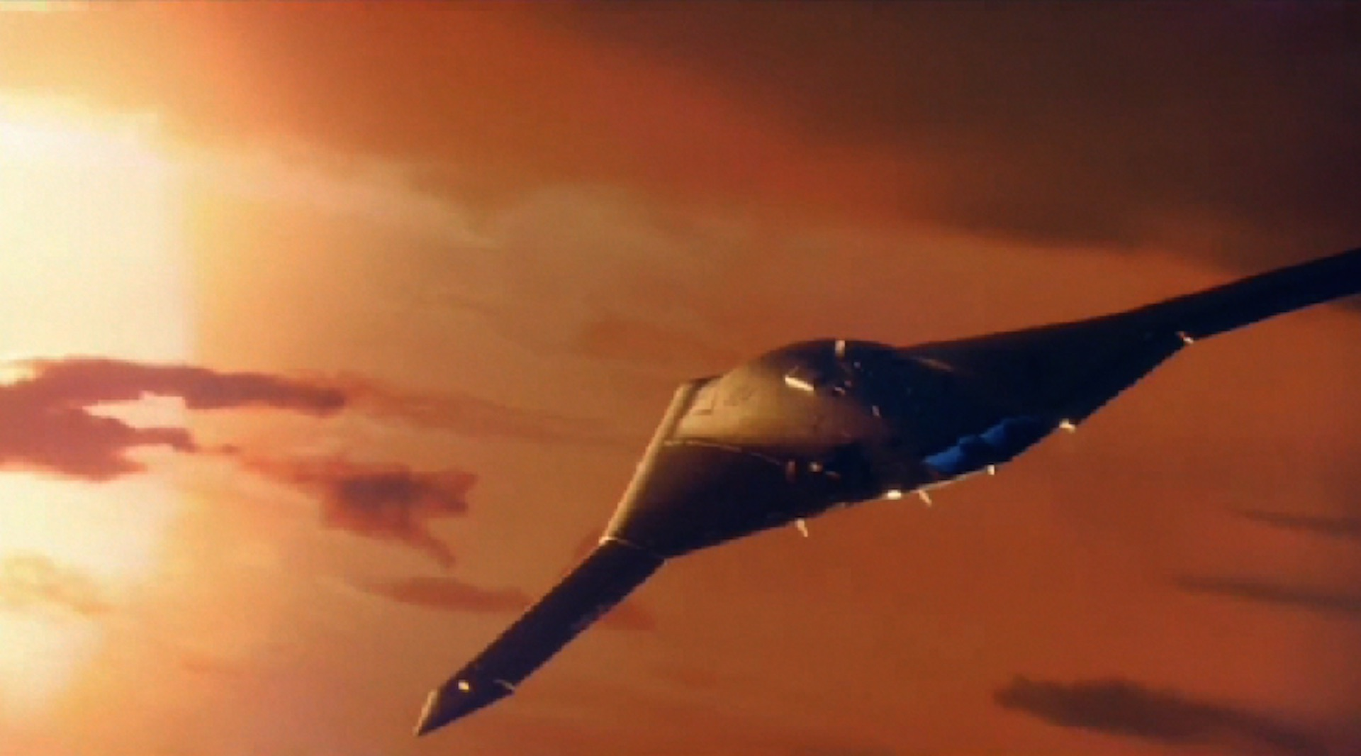 This futuristic fighter jet was just unveiled to America during the Super Bowl