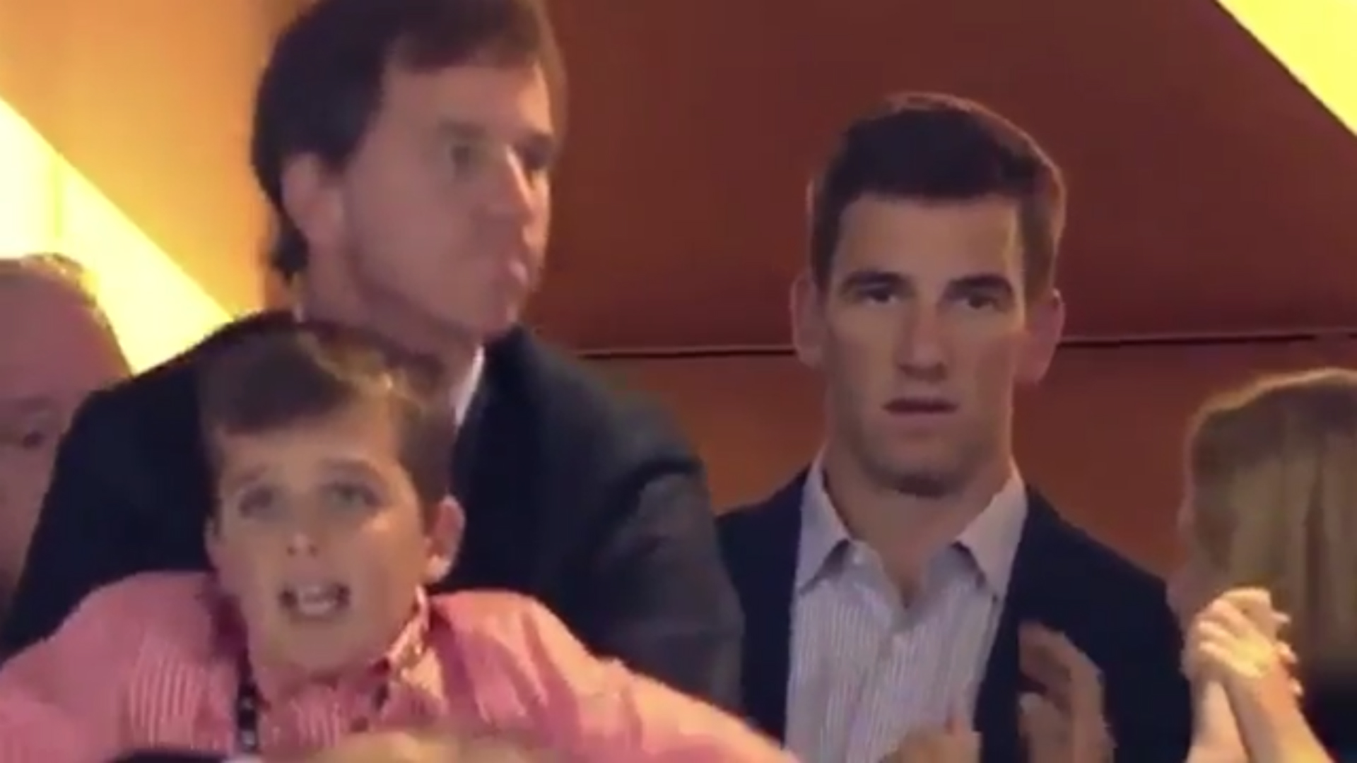 Best of Super Bowl 50: Cam Newton doesn't care if you're mad at him; Eli Manning on his meme
