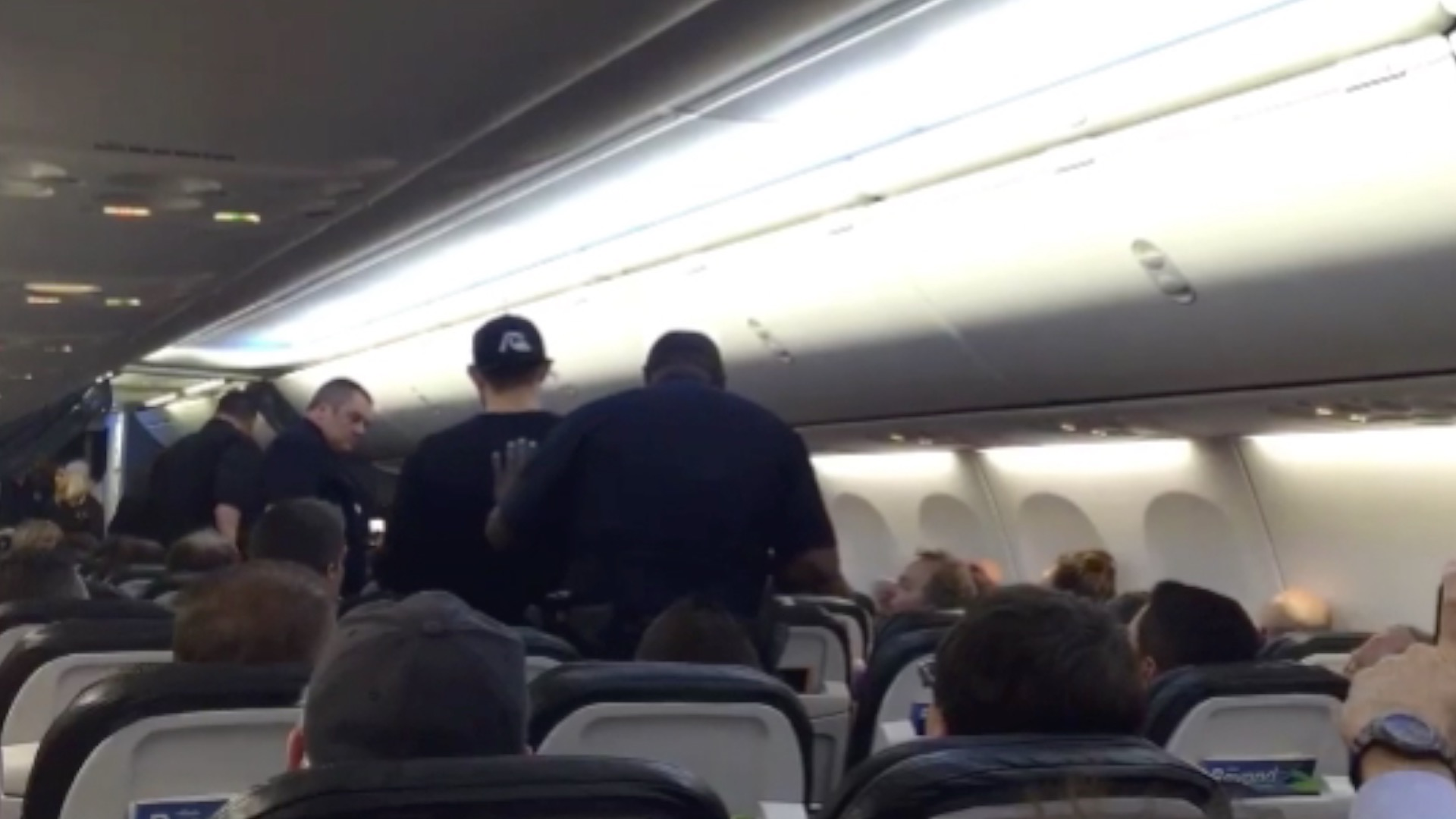 'I'm not a terrorist but we're going to die': Flight diverted due to unruly passenger