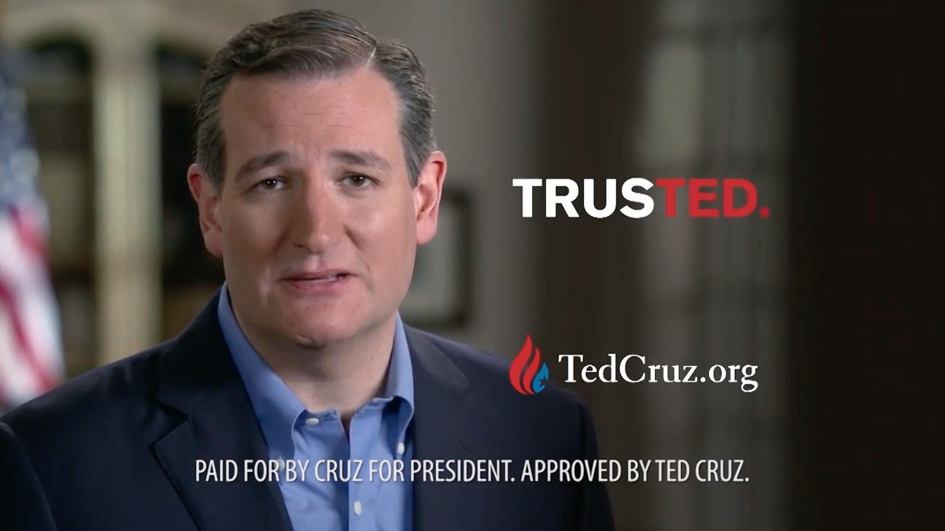 Cruz kills campaign ad featuring former softcore porn star