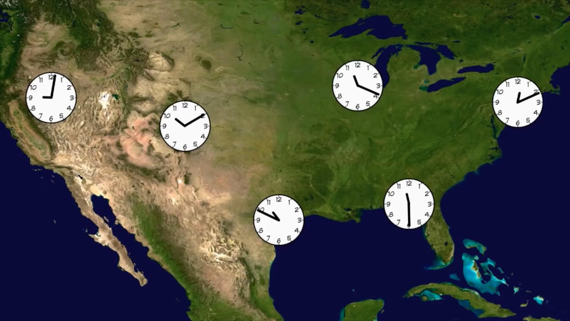 The radical plan to destroy time zones