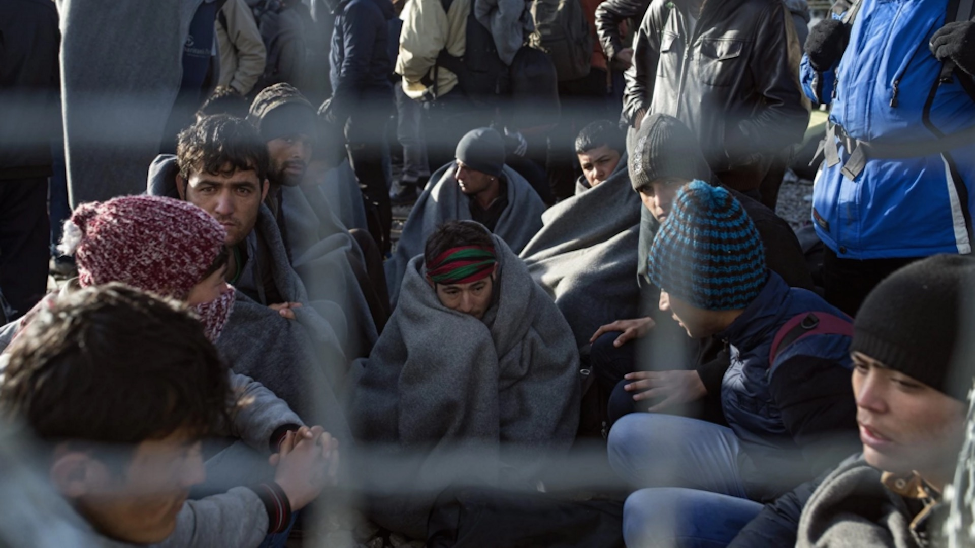 Migrants find doors slamming shut across Europe