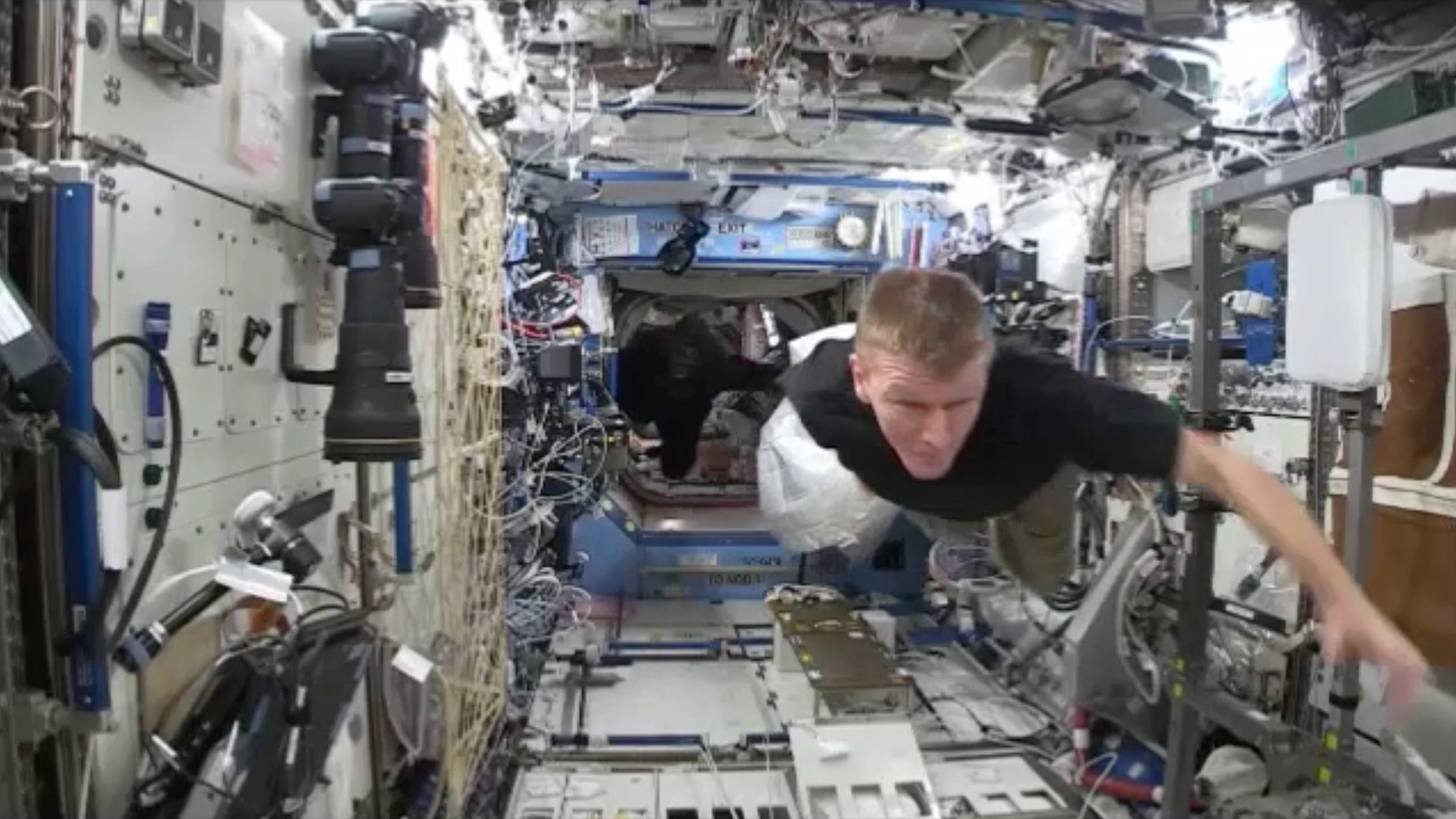 Astronaut Scott Kelly's historic year-long space mission is coming to an end