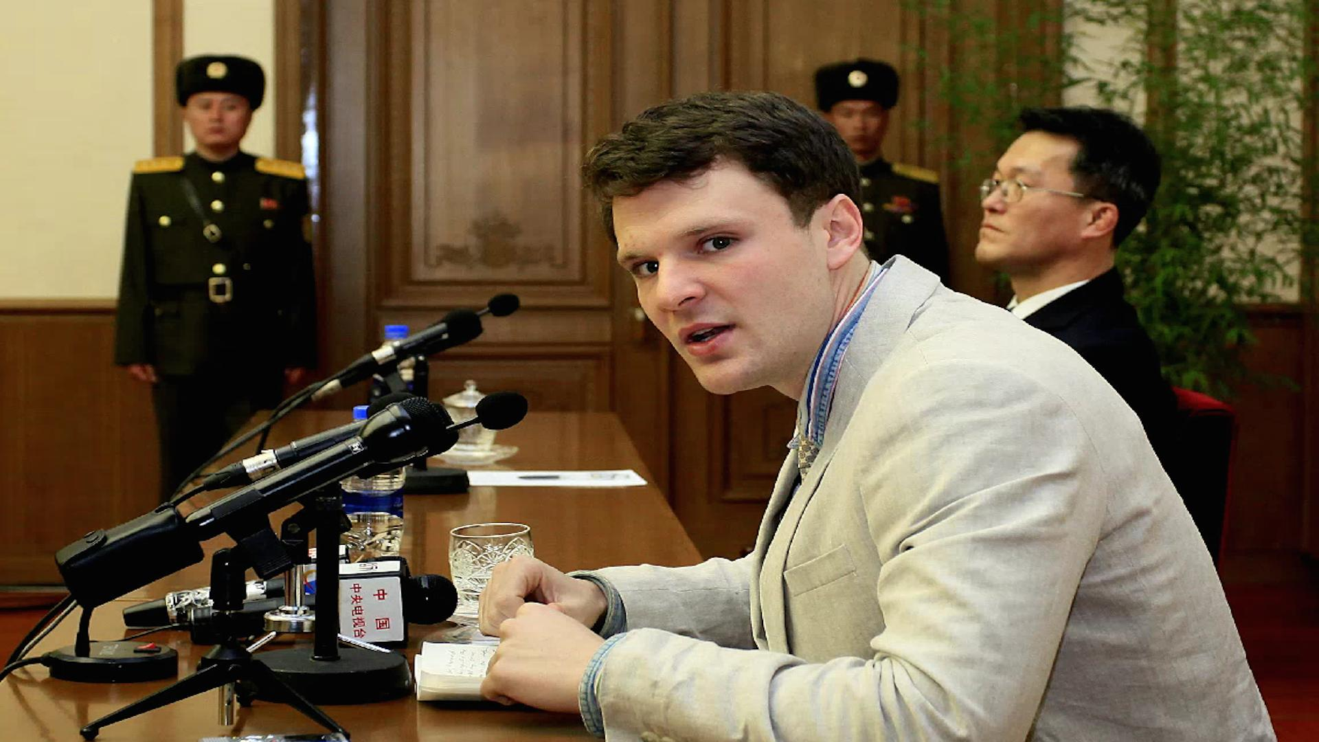 North Korea sentences former Va. man to 10 years of hard labor