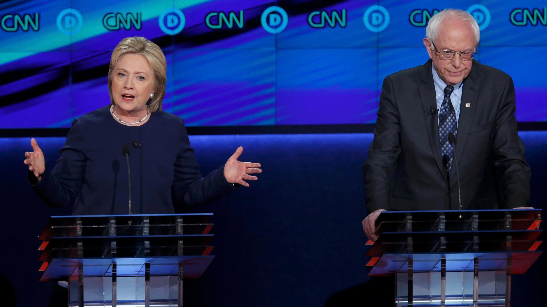 Winners and losers from the seventh Democratic presidential debate