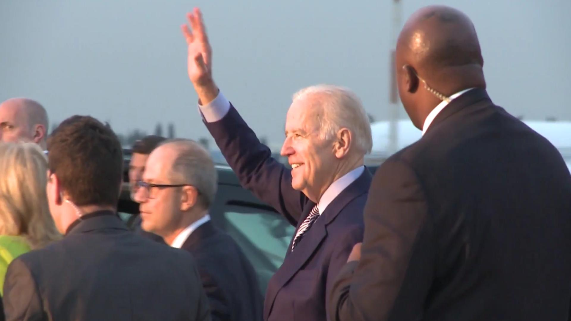Biden arrives in Israel to talk billions in military aid — and try to patch things up