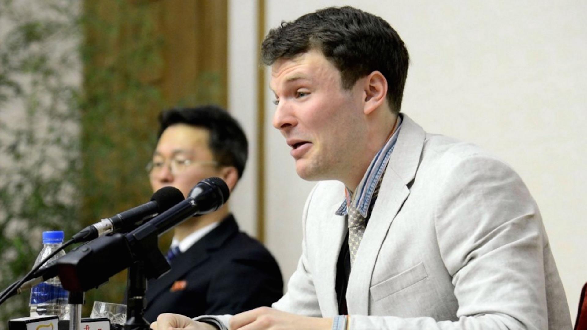 North Korea sentences U-Va. student to 15 years of hard labor in prison