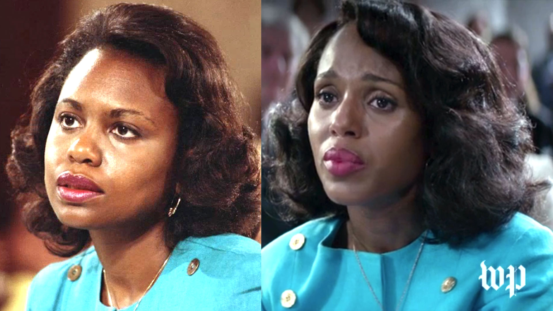 Does HBO's 'Confirmation' favor Anita Hill? Kerry Washington and others say no way.