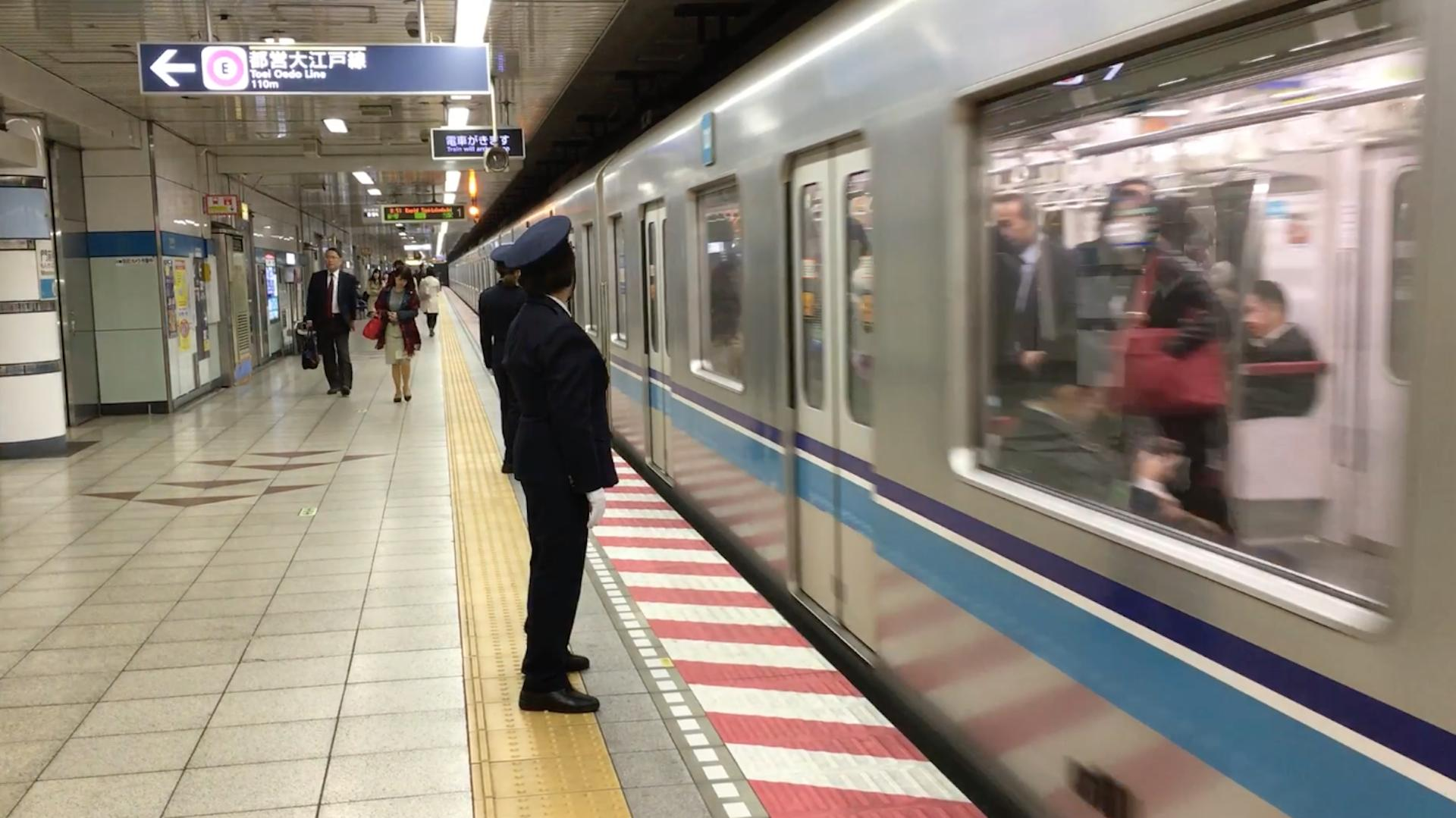 Nine things about the Tokyo subway that will drive Washington commuters crazy