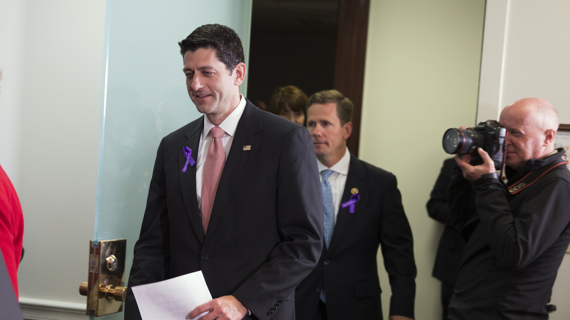 Has Donald Trump stolen Paul Ryan's party out from under him?