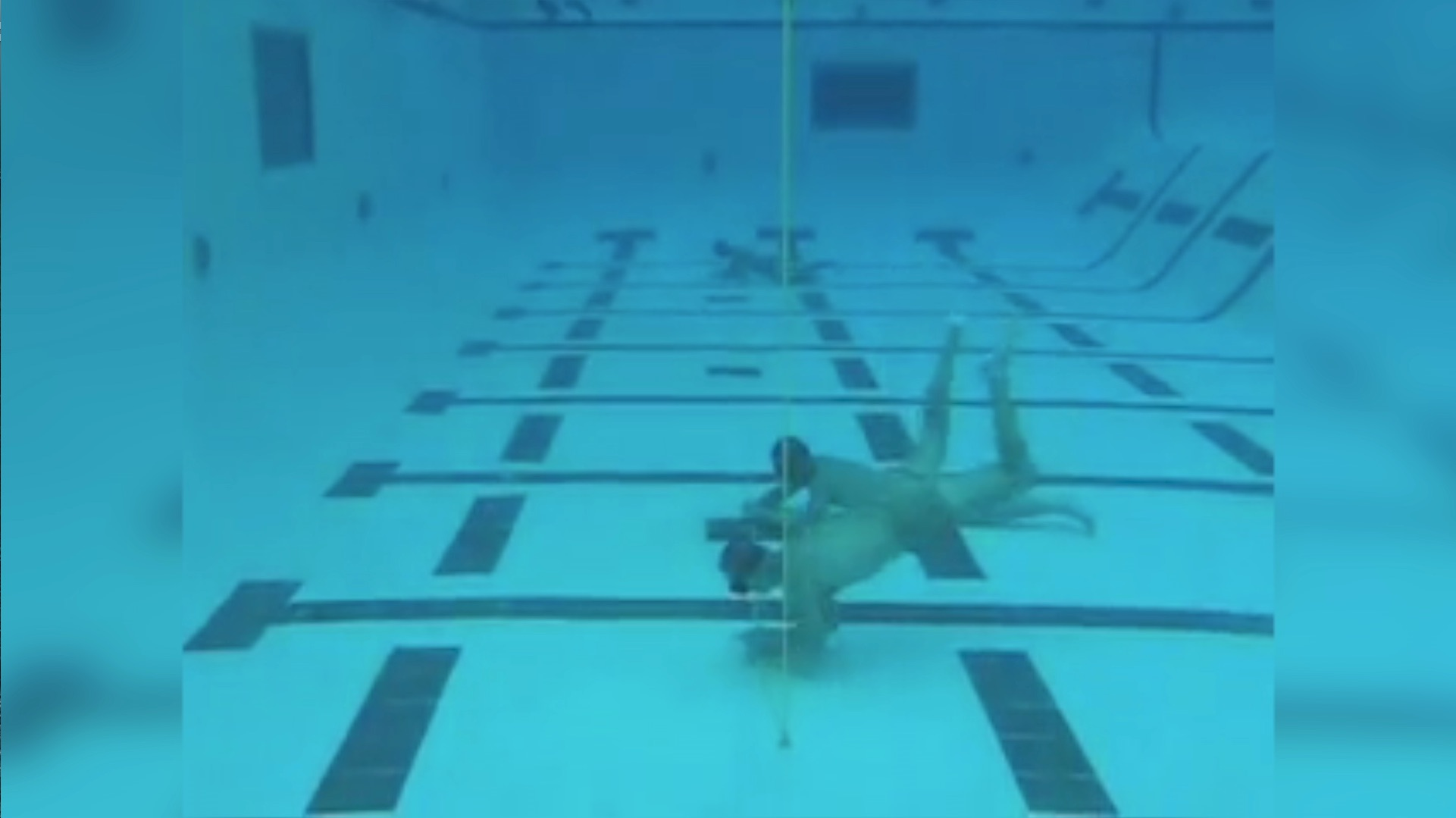 Navy video shows SEAL 'drown-proofing' exercises
