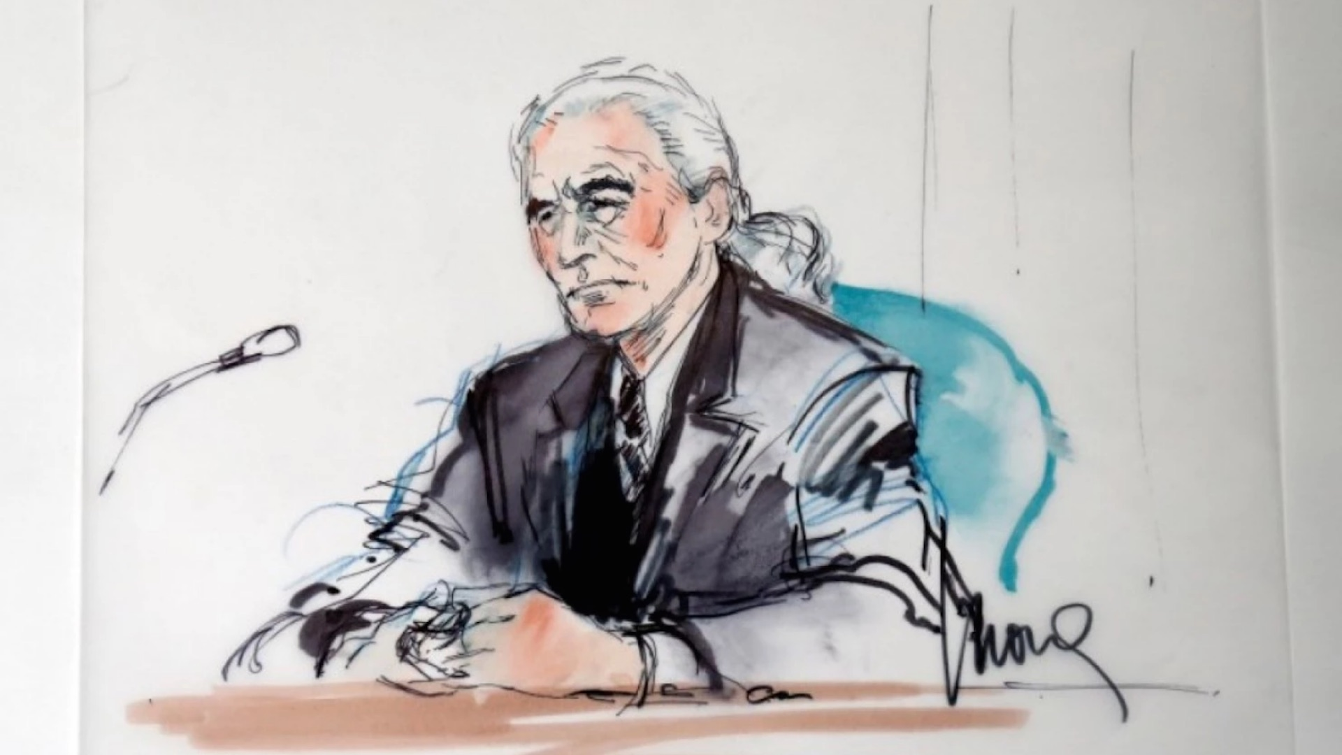 Of course Jimmy Page testified like a rock star in the 'Stairway to Heaven' trial