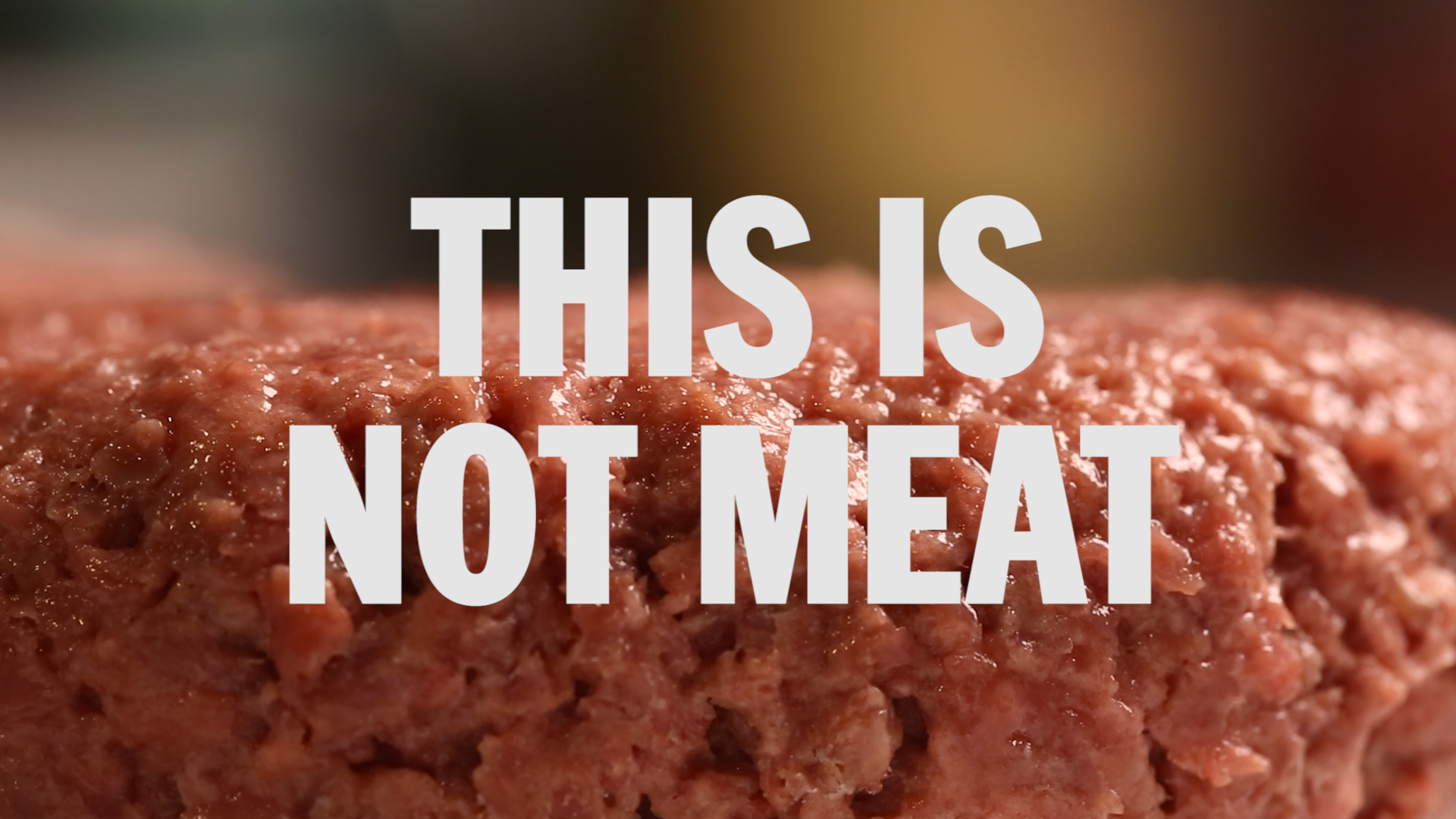 Meat is horrible