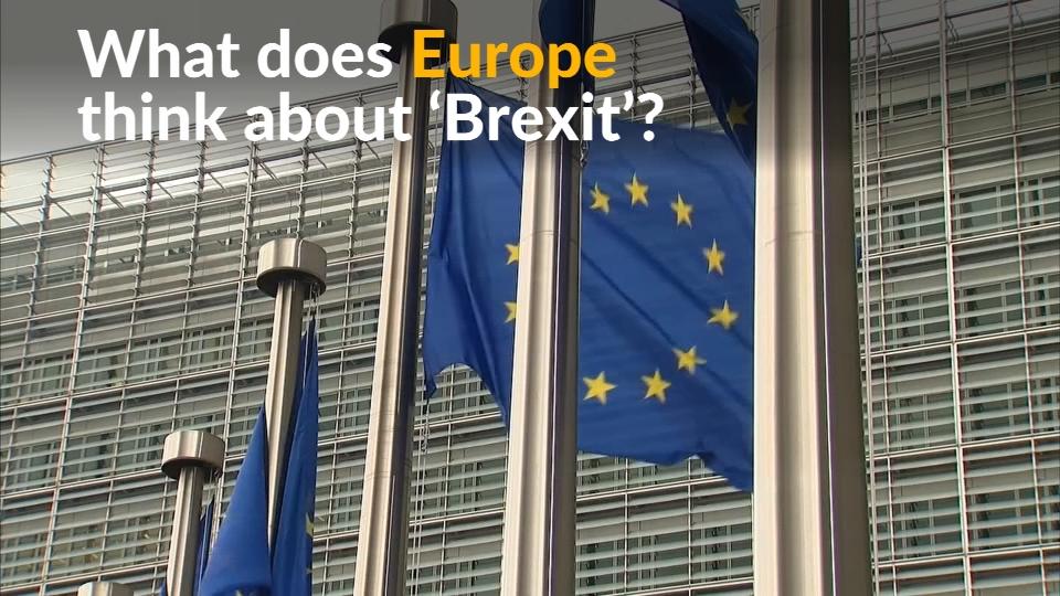 Under heavy European pressure, Britain accelerates toward a departure
