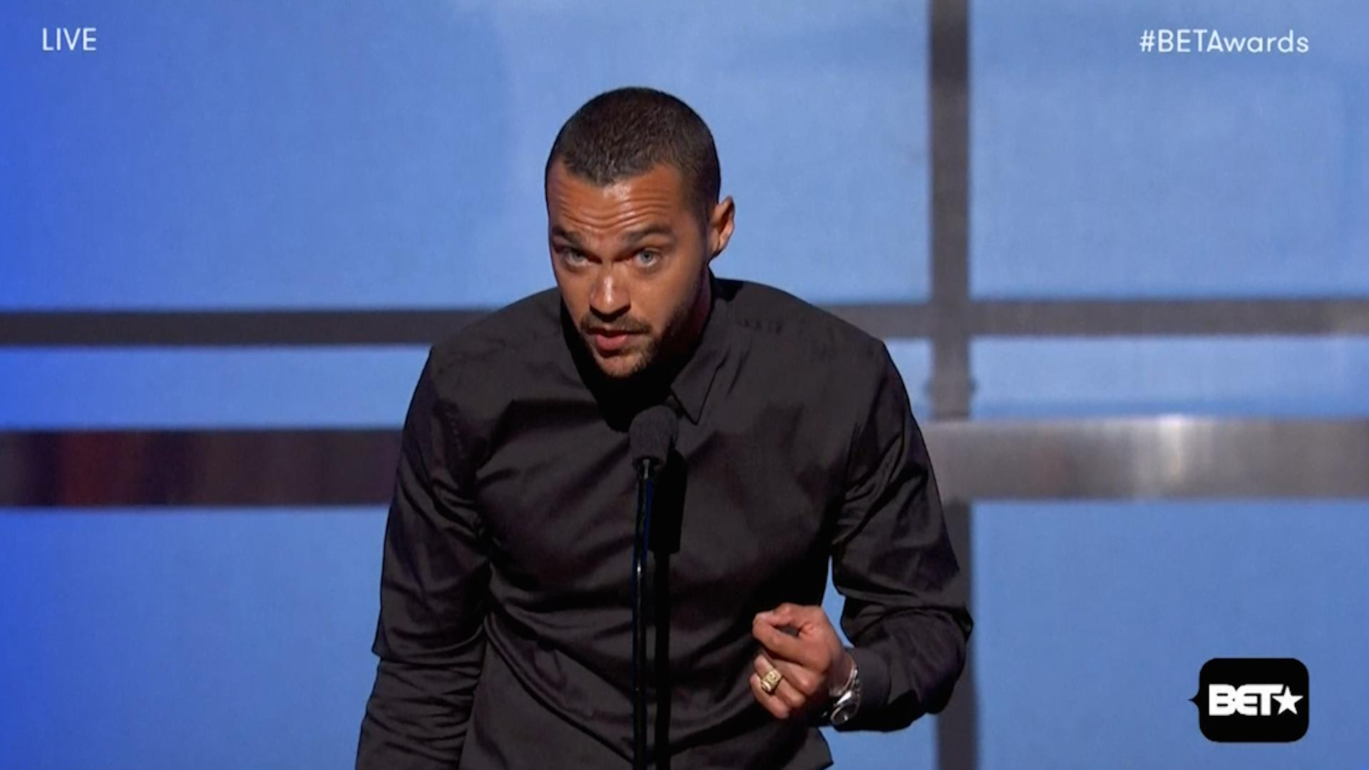 Jesse Williams gave one of the most memorable speeches in award show history [full transcript]