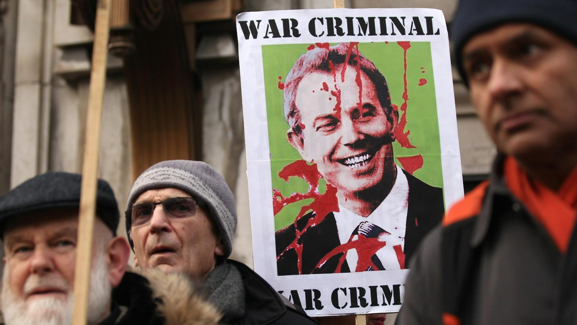 Scathing report on Blair's Iraq War role prompts contrition, defiance and a reckoning