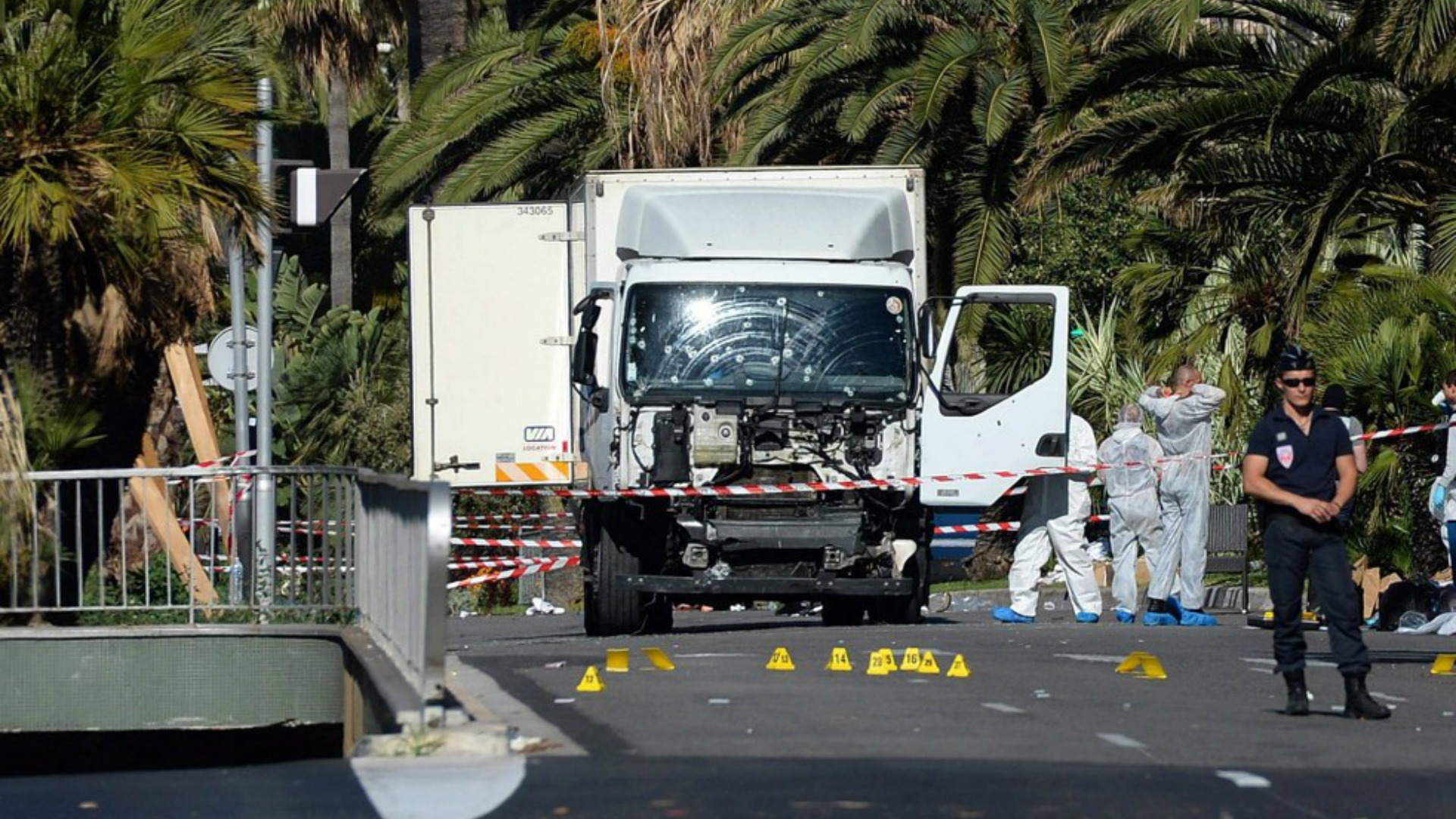 Attacker in Nice is said to have radicalized 'very rapidly'