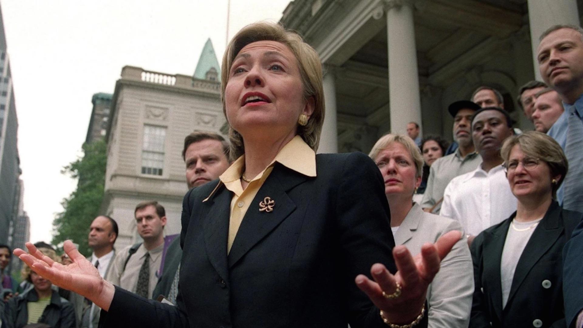 As senator, Clinton promised 200,000 jobs in Upstate New York. Her efforts fell flat.