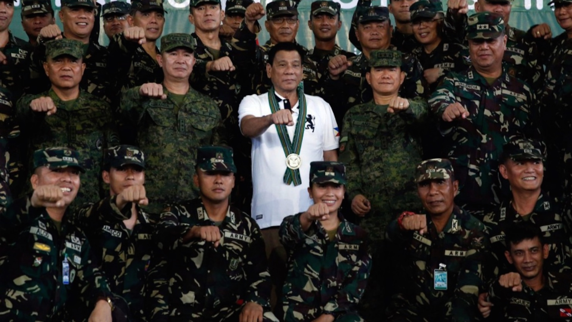 Duterte: Hitler killed millions of Jews, I will kill millions of drug addicts