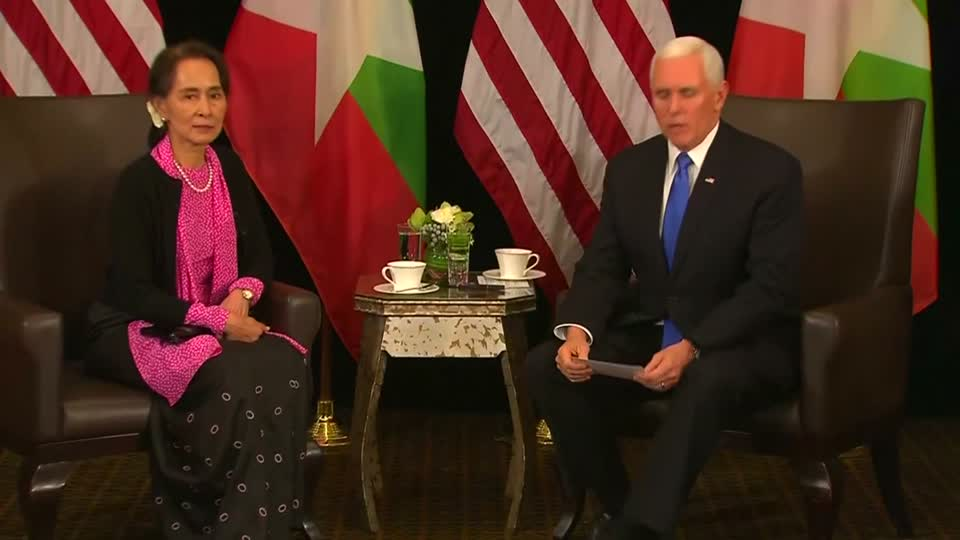 The U.S. considered denouncing Myanmar for 'crimes against humanity.' It didn't happen.