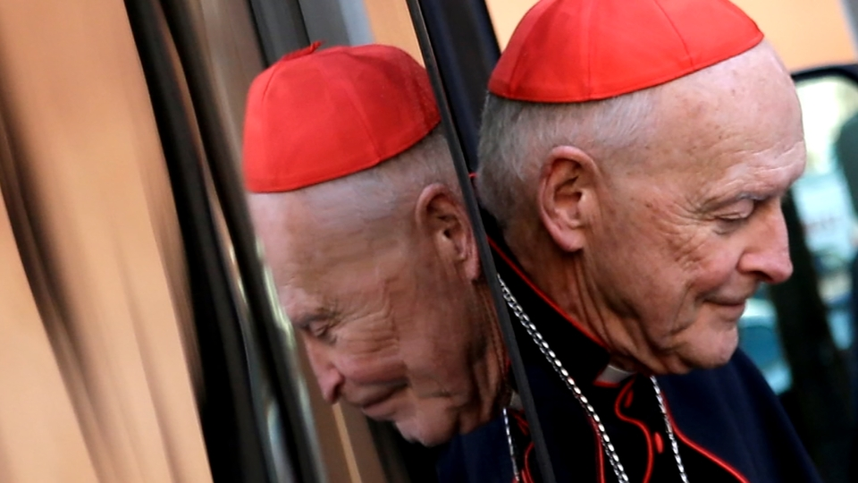 Ex-cardinal McCarrick defrocked by Vatican for sexual abuse