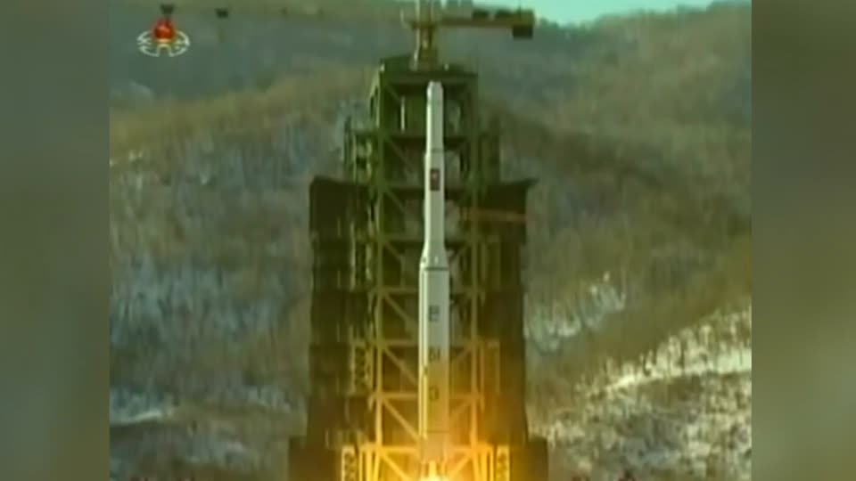North Korea rebuilds rocket launch site, in ominous signal about attitude to talks
