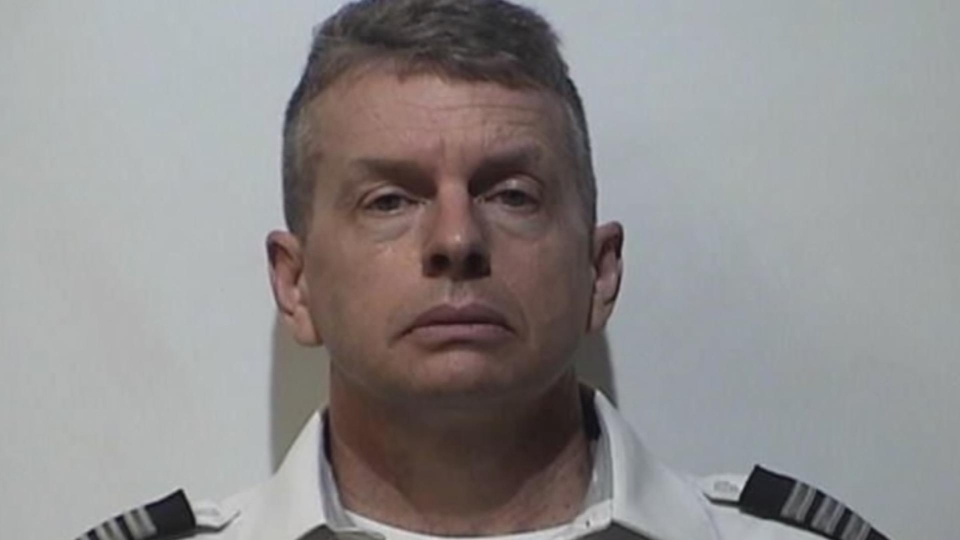 Airline pilot arrested in 2015 triple murder