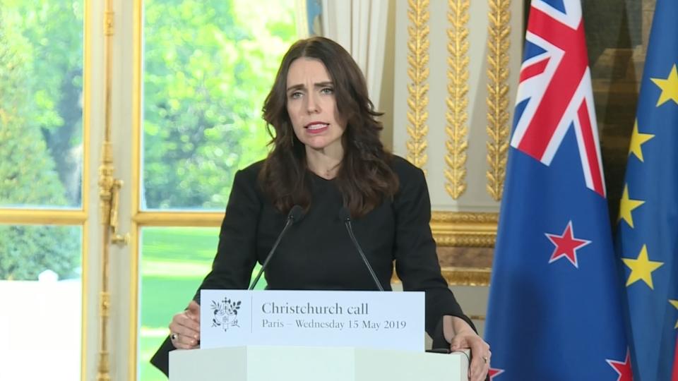 White House declines to back Christchurch call to stamp out online extremism amid free speech concerns