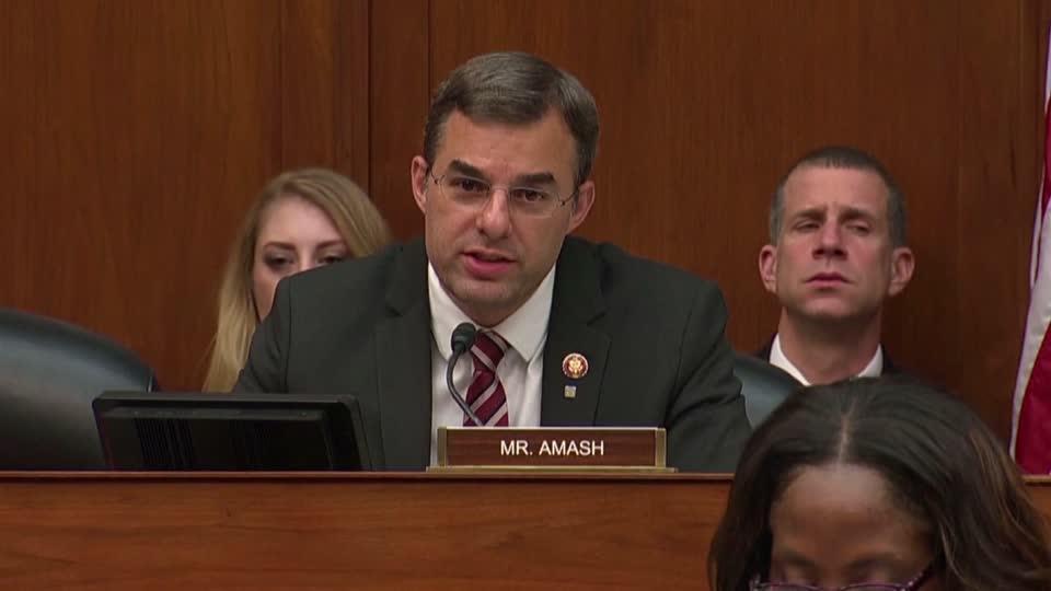 Republicans may never forgive Justin Amash. The nation should thank him.