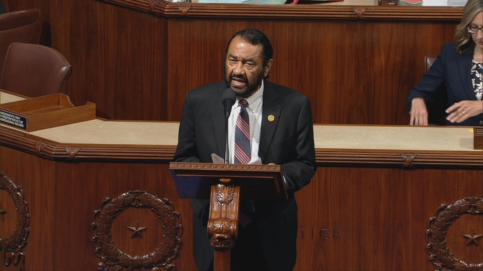 House votes to kill impeachment resolution against Trump, avoiding a direct vote on whether to oust the president