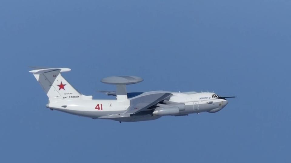 South Korea fires 360 warning shots at intruding Russian military aircraft