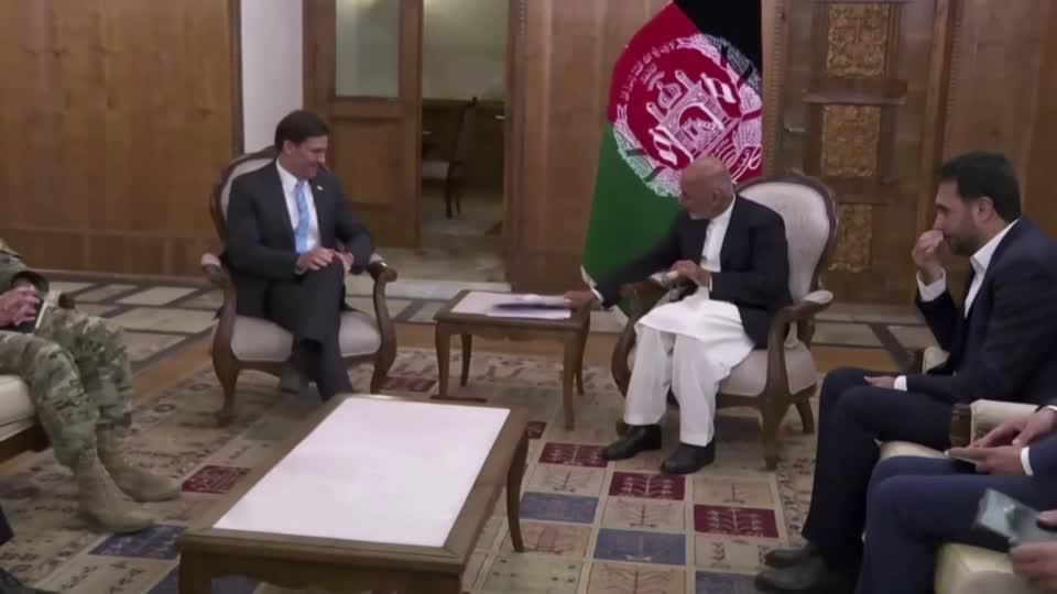 U.S. has begun reducing troops in Afghanistan, commander says