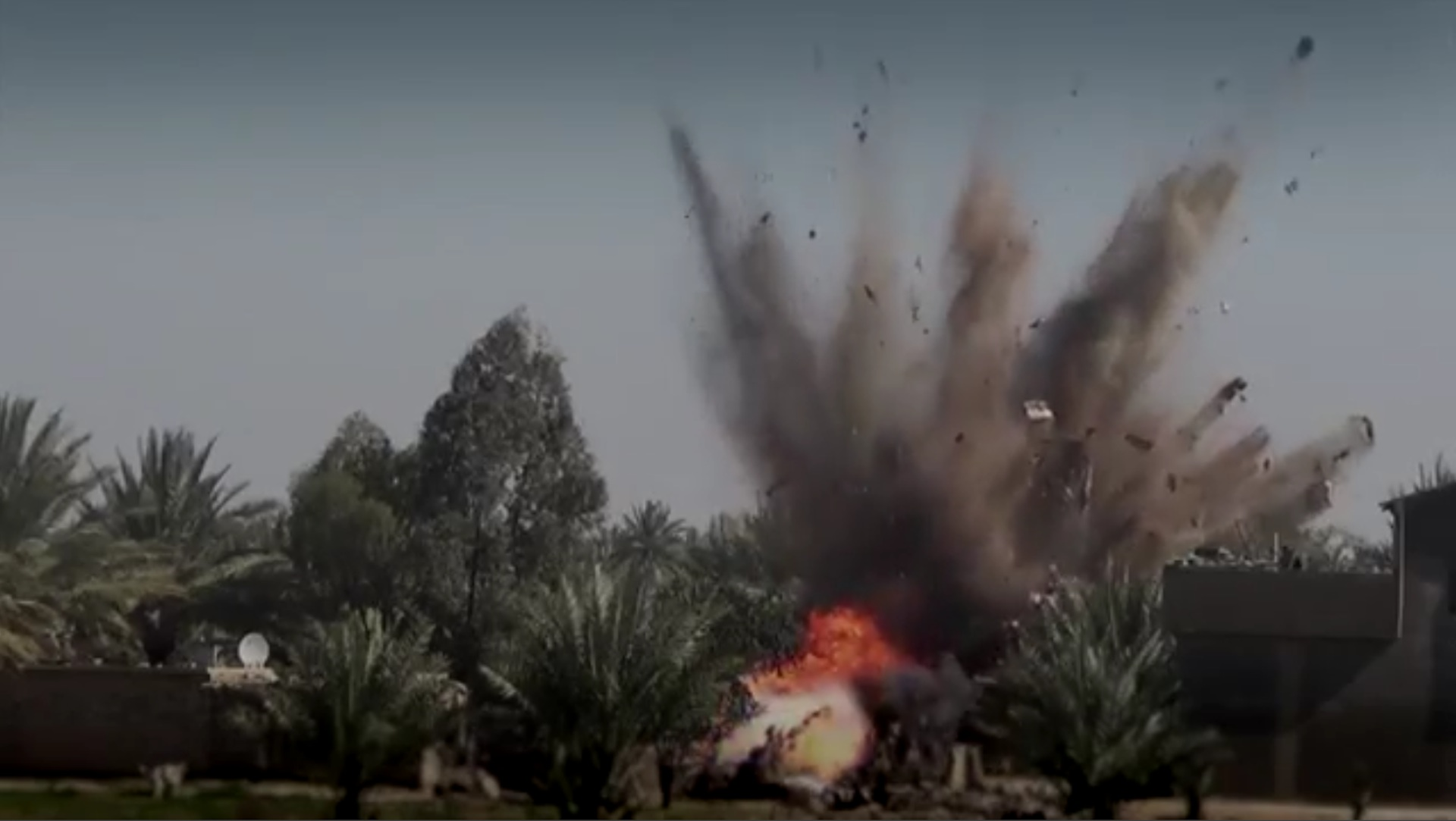 Islamic State releases trailer for 'Flames of War' - The