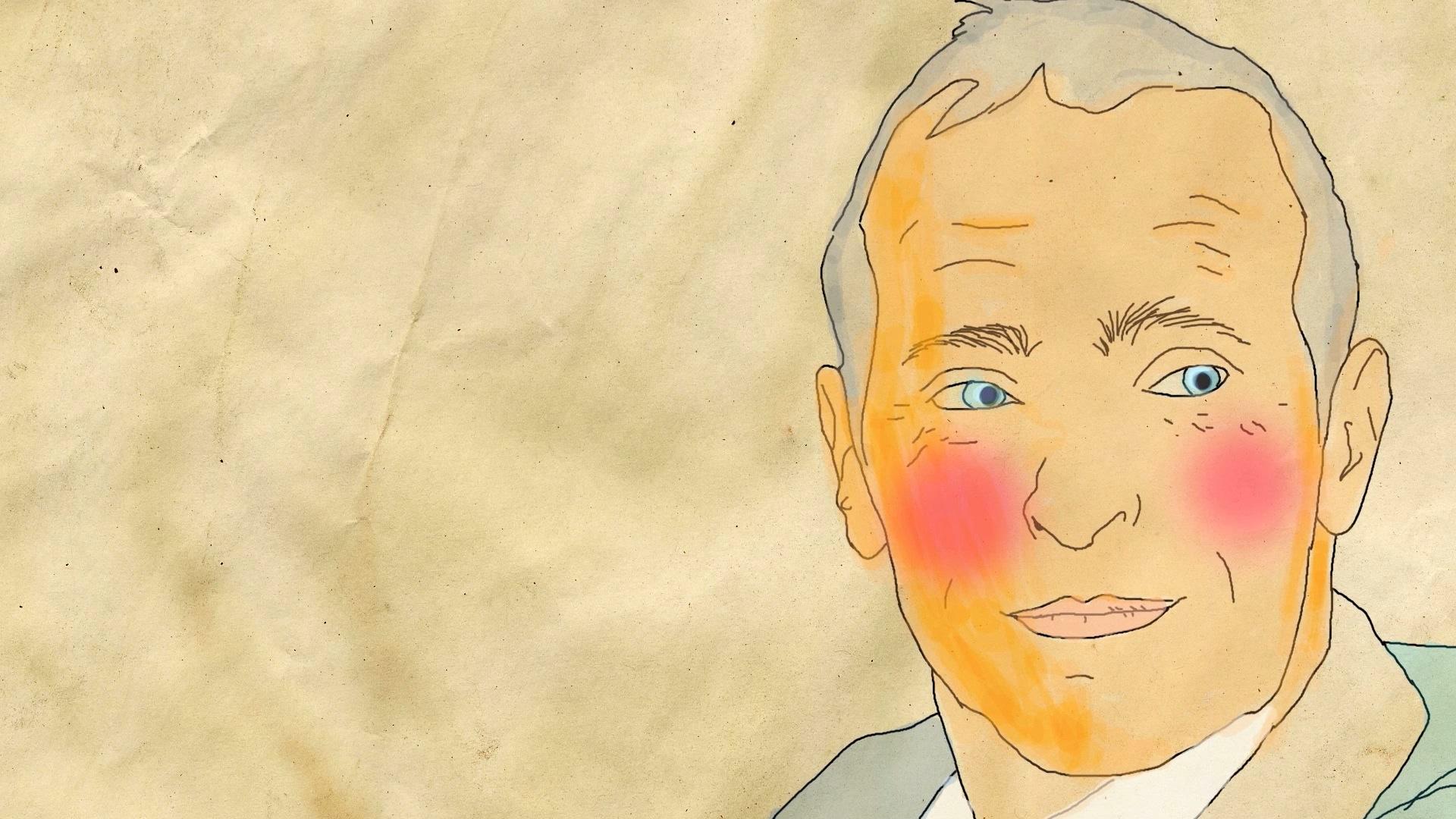 A little morality tale from David Sedaris
